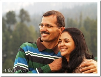 Vivek and Vaishali
