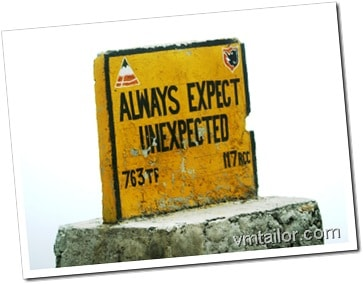 Unexpected by Vivek
