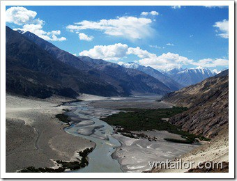 Nubra Valley by Vivek