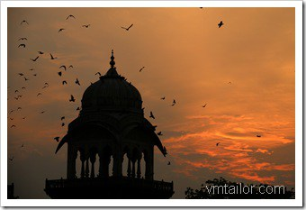evening by Vivek Tailor